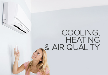 Cooling, Heating & Air Quality