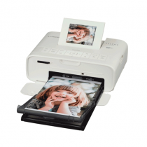 Canon Selphy White Wireless Compact Photo Printer - CP1200